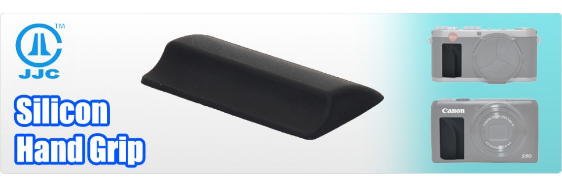JJC Silicon Hand Grip