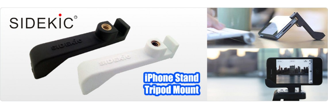 Sidekic iPhone Stand