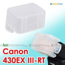 JJC Canon Speedlite 430EX III-RT Flash Bounce Diffuser Soft Cap Box