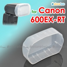 JJC Canon Speedlite 600EX-RT Flash Bounce Diffuser Soft Cap Box Dome