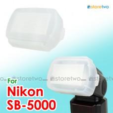SW-15H JJC Nikon Speedlight SB-5000 Flash Bounce Diffuser Dome Cap Box
