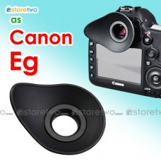 Eg JJC Canon Soft Rotatable Eyepiece Cup 1D X II 1Ds III 7D 5D IV 5DS