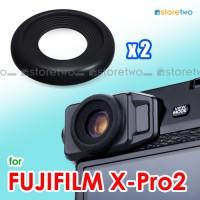 FUJIFILM X-Pro2 Round Eyecup Soft Silicone Cushioning Reduce Glare