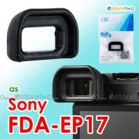 FDA-EP17 JJC Sony Silicone Rubber Soft Eyepiece Cup Eyecup Alpha A6500