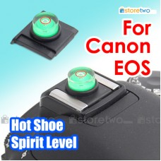 JJC Spirit Level Hot Shoe Cover Protection Cap Canon Nikon Olympus