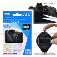 JJC Sony Alpha A99 II 9H Hard Tempered Glass LCD Screen Protector