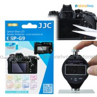 "JJC Panasonic G9 9H Tempered Glass 0.01"" Thin LCD Screen Protector"