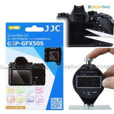 JJC FUJIFILM GFX 50S 9H SRI Tempered Glass LCD Screen Protector Guard