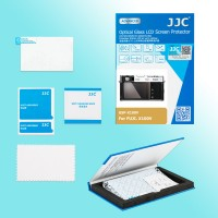 JJC FUJIFILM X100V 9H SRI Tempered Glass LCD Screen Protector Guard