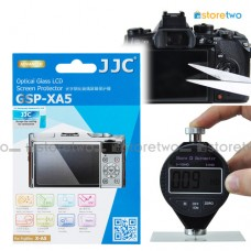 "JJC FUJIFILM X-A5 9H Tempered Glass 0.01"" Thin LCD Screen Protector"