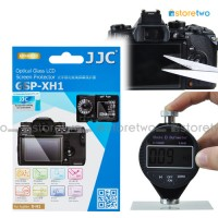 "JJC FUJIFILM X-H1 9H Tempered Glass 0.01"" Thin LCD Screen Protector"