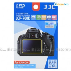 JJC Canon EOS Rebel T6i T5i T4i 750D 700D 650D LCD Screen Protector