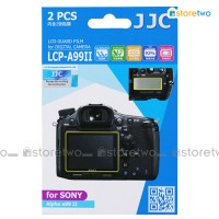 JJC Sony A99 II Top Back LCD Screen Protector Guard Scratch Resistance