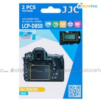 JJC Nikon D850 Top & Back LCD Screen Protector Scratch Resistance PET
