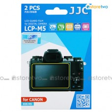 JJC Canon EOS M5 LCD Screen Protector Guard Scratch Resistance Film