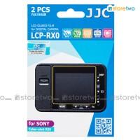 JJC Sony Cyber-shot DSC-RX0 LCD Screen Protector Scratch Resistance