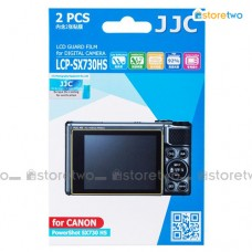 JJC Canon PowerShot SX730 HS LCD Scratch Resistance Screen Protector
