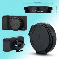 JJC Ricoh GR III GR3 GRIII Self-Retaining Auto Lens Cap
