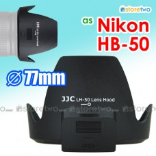 HB-50 JJC Nikon Lens Hood AF-S NIKKOR 28-300mm VR Filter Access Window