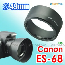 ES-68 - JJC Canon Lens Hood Shade for EF 50mm f/1.8 STM