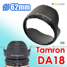 DA18 - JJC Tamron Lens Hood Shade for AF18-250mm A18 18-270mm VC B008