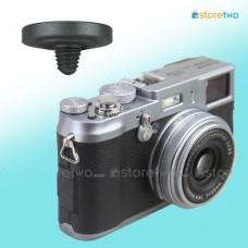 Grey Soft Shutter Release Button JJC Brass FUJIFILM X-T10 Leica M9 OM1