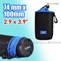 "NLP-15 Neoprene Lens Pouch Drawstring Belt Loop 3.5 x 5.9"" 89x150mm"