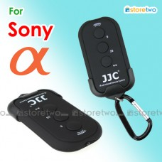 JJC Sony Infrared IR Wireless Remote Carabiner NEX-7 NEX-5 A900 A77