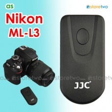 Nikon ML-L3 JJC Wireless Remote Shutter Video Recording D7500 D750 V3
