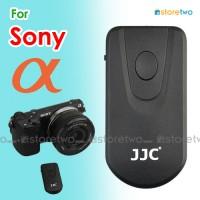 JJC Sony Wireless Remote Shutter Video Recording A99 II A77 II A7S II