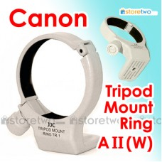 A II (W) - JJC Canon Tripod Mount Ring Collar for 70-200mm f/4L IS USM